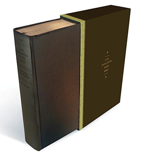 9781496428226: Life Application Study Bible NLT