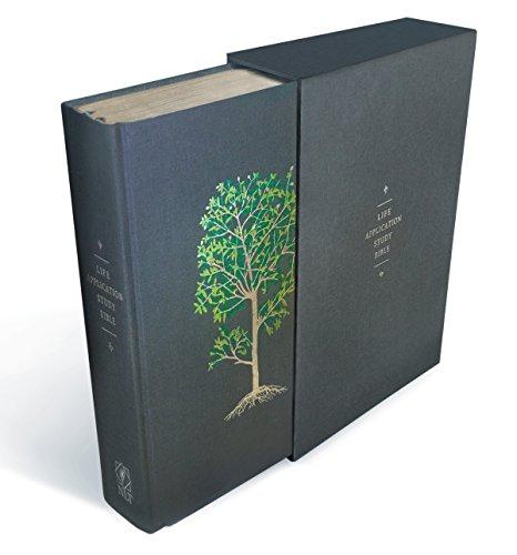 9781496428233: Life Application Study Bible NLT: Cloth