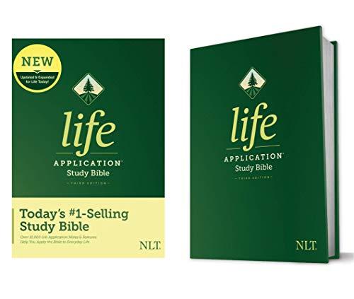 9781496433824: NLT Life Application Study Bible: New Living Translation