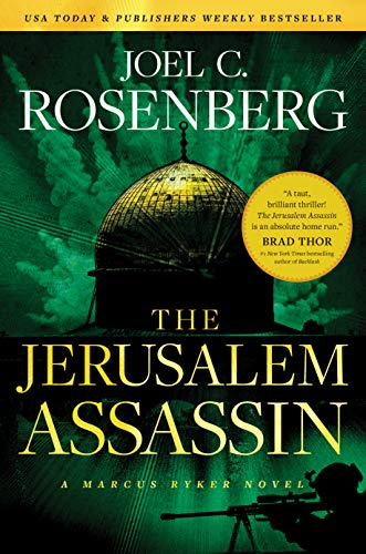 9781496437846: The Jerusalem Assassin: A Marcus Ryker Series Political and Military Action Thriller: (Book 3)