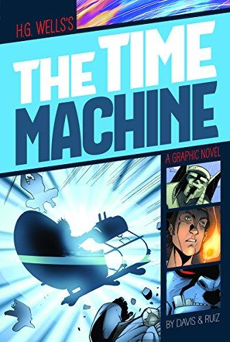 9781496500113: The Time Machine (Graphic Revolve: Common Core Editions)
