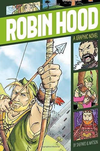 9781496500267: Robin Hood (Graphic Revolve: Common Core Editions)
