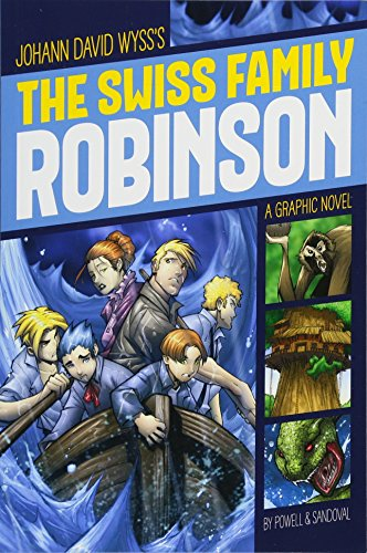 9781496500366: The Swiss Family Robinson