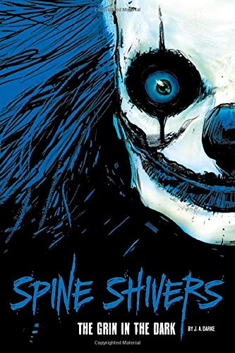 9781496502179: The Grin in the Dark (Spine Shivers)