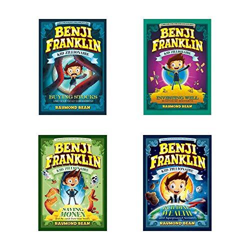 9781496519931: Benji Franklin: Kid Zillionaire