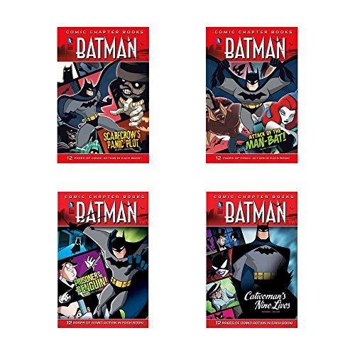 Batman: Comic Chapter Books: Black, Jake; Beatty,