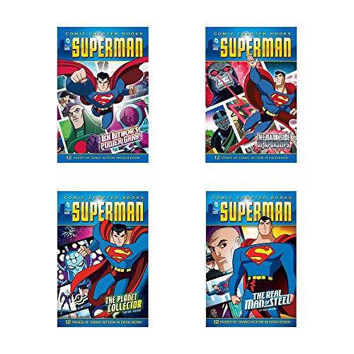 Superman: Comic Chapter Books: Simonson, Louise; Sutton, Laurie S.
