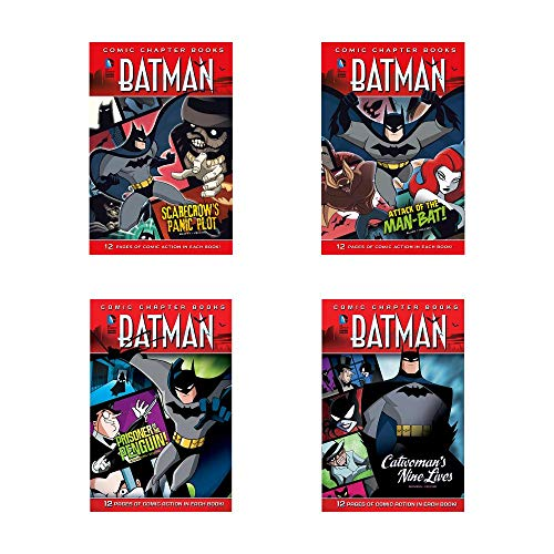 Batman: Comic Chapter Books: Black, Jake; Beatty, Scott