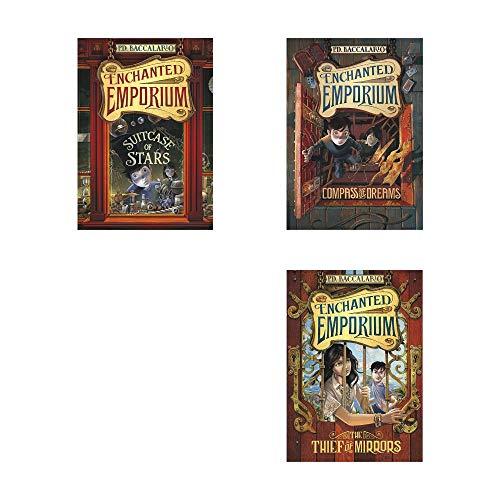 Enchanted Emporium: Baccalario, Pierdomenico