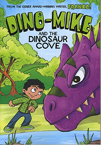 9781496524942: Dino-Mike and the Dinosaur Cove