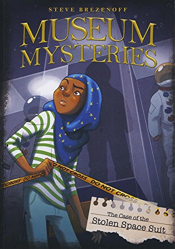 9781496525208: The Case of the Stolen Space Suit (Museum Mysteries)
