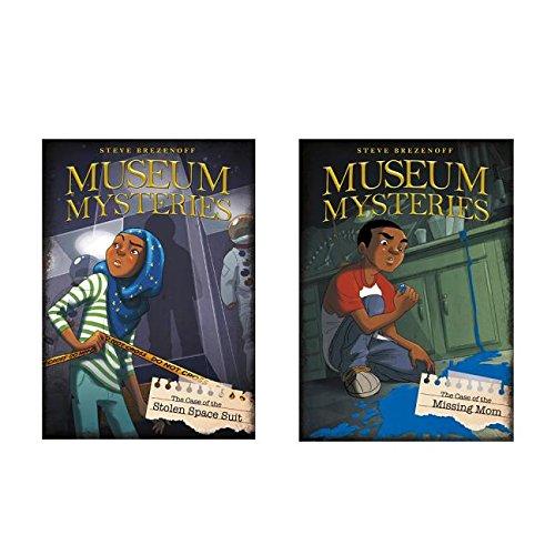Museum Mysteries: Brezenoff, Steve