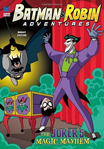 9781496525383: The Joker's Magic Mayhem (Batman & Robin Adventures)