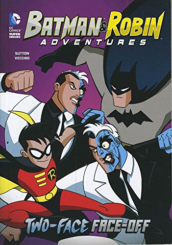 9781496525390: Two-Face Face-Off (Batman & Robin Adventures)
