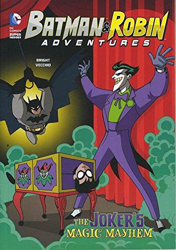 9781496525420: The Joker's Magic Mayhem (Batman & Robin Adventures)