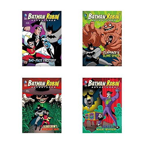 9781496525512: Batman & Robin Adventures