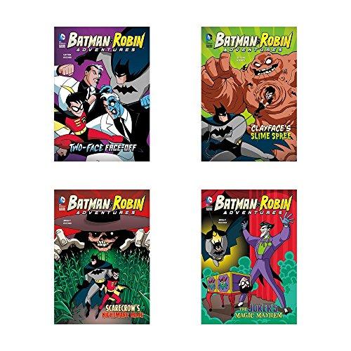 9781496525529: Batman & Robin Adventures