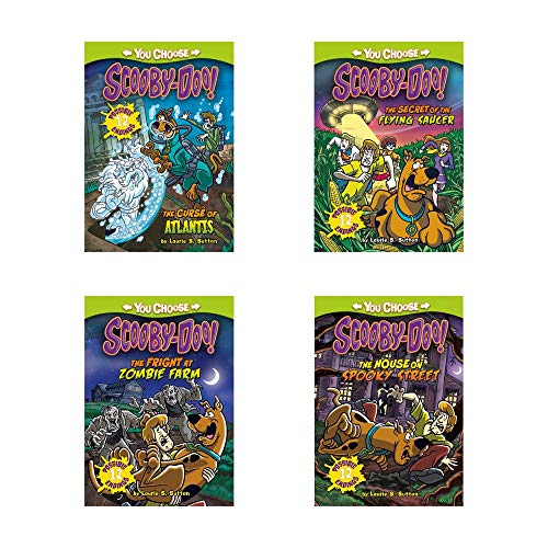 You Choose Stories: Scooby-Doo: Sutton, Laurie S.