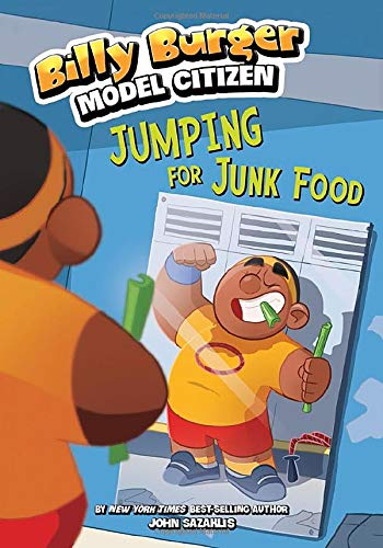 9781496525864: Jumping for Junk Food (Billy Burger, Model Citizen)