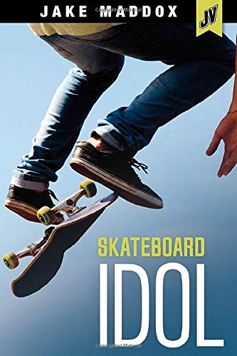 9781496526311: Skateboard Idol (Jake Maddox Jv)