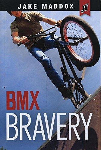 9781496526328: BMX Bravery (Jake Maddox JV)
