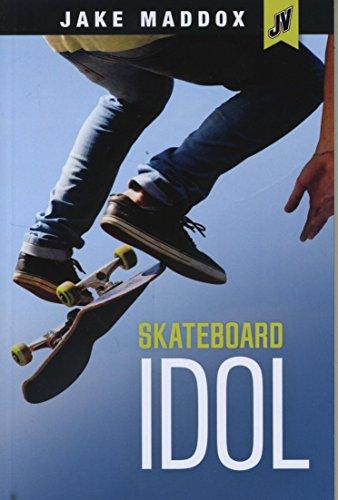 9781496526335: Skateboard Idol (Jake Maddox JV)