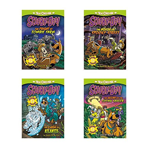 9781496526694: You Choose Stories: Scooby-Doo