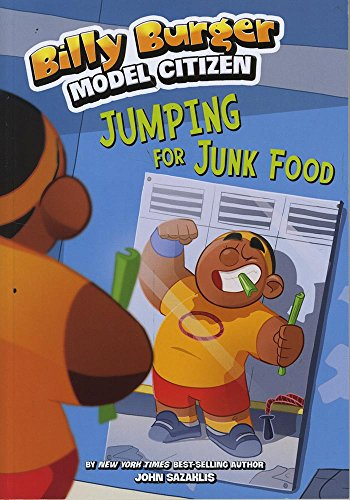 9781496526830: Jumping for Junk Food (Billy Burger, Model Citizen)