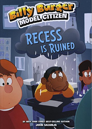 9781496526854: Recess Is Ruined (Billy Burger, Model Citizen)
