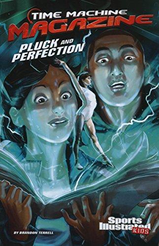 Pluck and Perfection (Time Machine Magazine): Terrell, Brandon