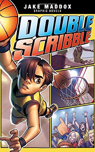 9781496537010: Double Scribble (Jake Maddox Graphic Novels)