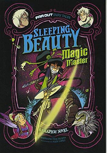 9781496537867: Sleeping Beauty, Magic Master: A Graphic Novel (Far Out Fairy Tales)