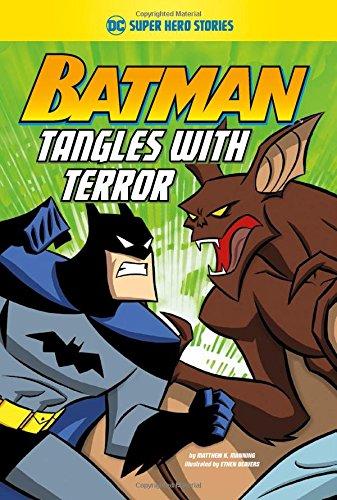 9781496546326: Batman Tangles with Terror (DC Super Hero Stories)