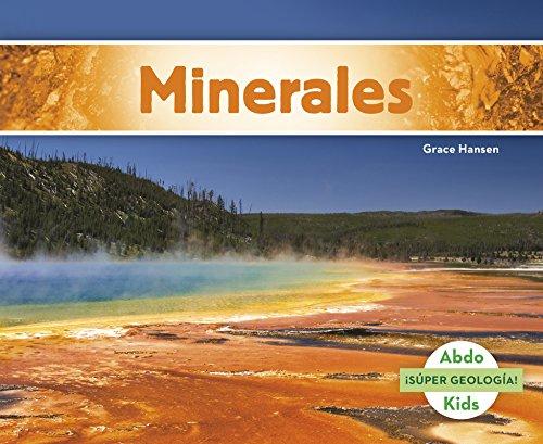 9781496606808: Minerales (Abdo Kids: ¡súper Geología!)