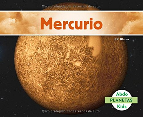 9781496613011: Mercurio (Planetas) (Spanish Edition)