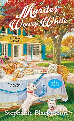 9781496704801: Murder Wears White (A Wedding Planner Mystery)