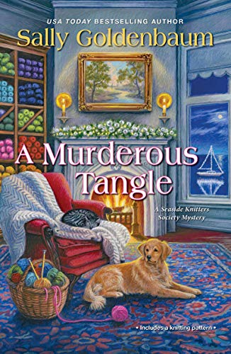 Book Cover: A Murderous Tangle