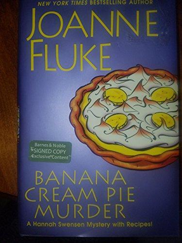 Banana Cream Pie Murder: Joanne Fluke