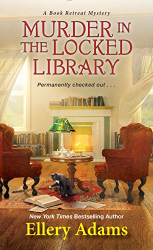 9781496715630: Murder in the Locked Library (A Book Retreat Mystery): 4