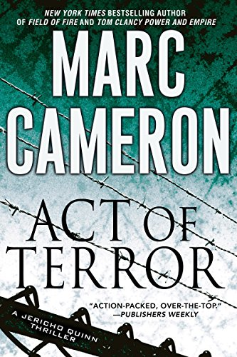 9781496717689: Act of Terror (A Jericho Quinn Thriller)