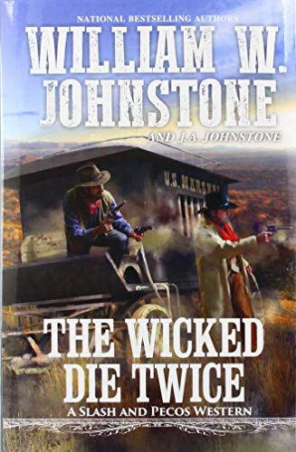 Book Cover: The Wicked Die Twice