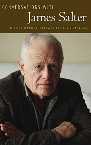 9781496803573: Conversations with James Salter (Literary Conversations Series)
