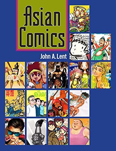9781496813015: Asian Comics