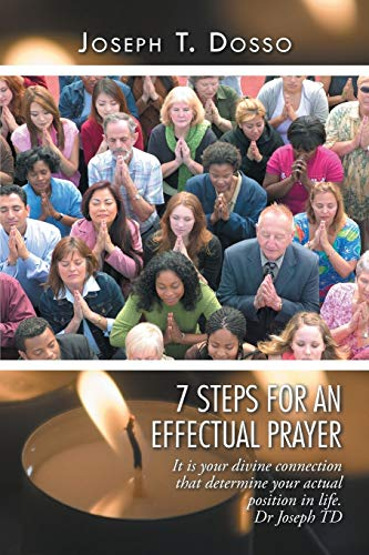 9781496985996: 7 STEPS FOR AN EFFECTUAL PRAYER