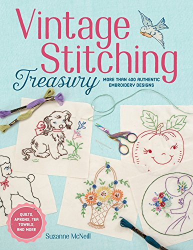 9781497200074: Vintage Stitching Treasury