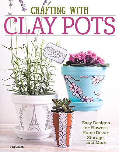 Crafting with Clay Pots: Peg Couch