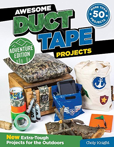 9781497200661: Awesome Duct Tape Projects: Adventure Edition