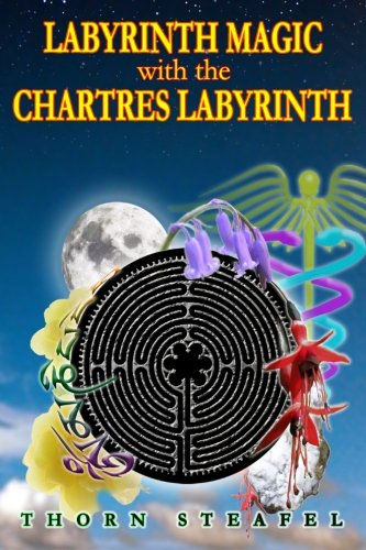 9781497310889: Labyrinth Magic with the Chartres Labyrinth