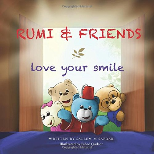9781497312913: Rumi & Friends: Love Your Smile