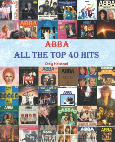 9781497315501: ABBA: All The Top 40 Hits